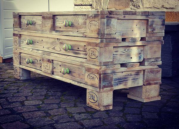 17 besten Palette Bilder auf Pinterest Holzarbeiten - wohnideen von europaletten