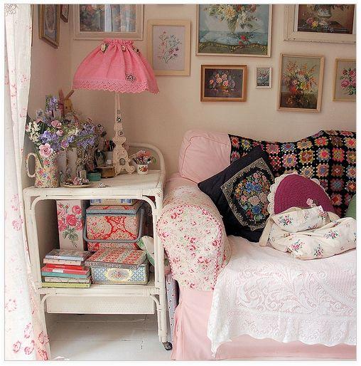 25 Best Ideas About Romantic Home Decor On Pinterest: 25+ Best Ideas About Granny Chic Decor On Pinterest