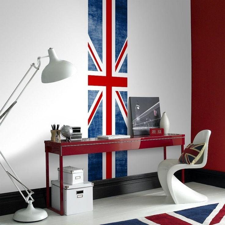 Lé unique Union Jack