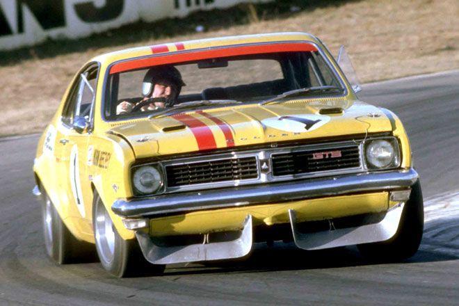 Norm Beechey's 1970 ATCC-winning 350 HT Monaro