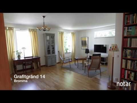 Såld, 4 rum · 139m2 + 8m2, Bromma Beckomberga : Via Notar mäklare Bromma / Spånga