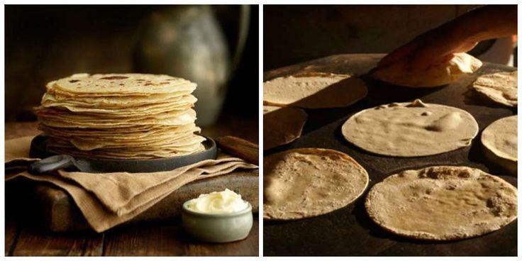 alimentos vegetarianos tortilla