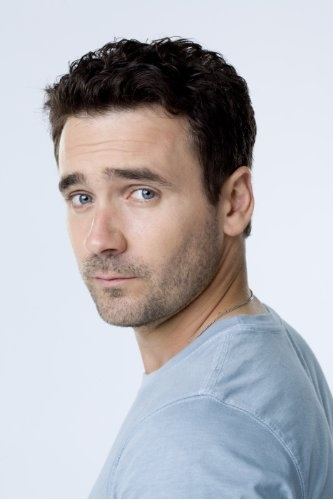 Allan Hawco from the Republic of Doyle