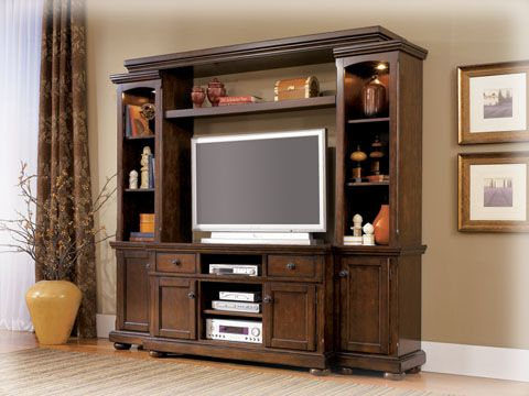 41 best Entertainment Centers images on Pinterest
