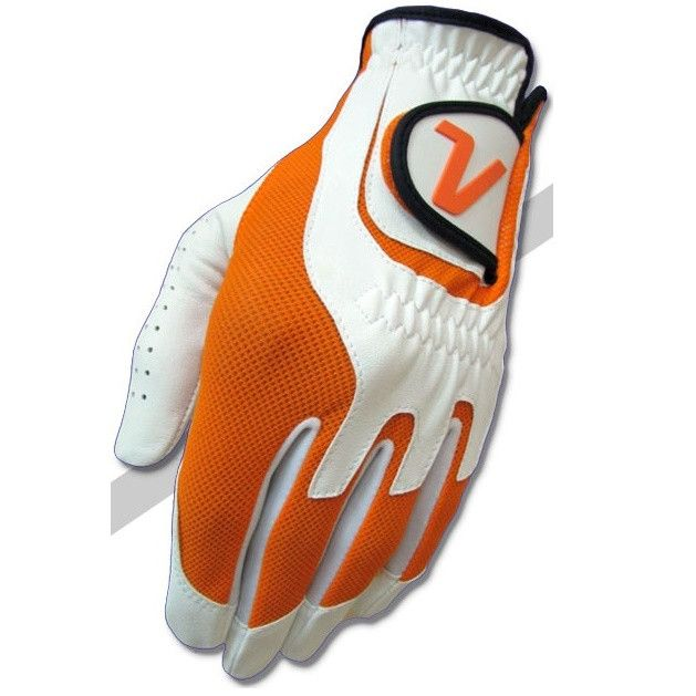 Volvik Golf Omni FormFit Orange Glove