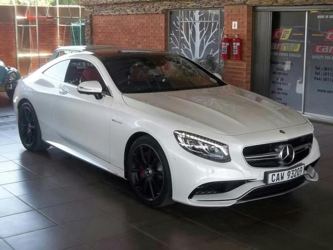 2015 Mercedes-Benz S-Class S63 AMG coupe Edition 1 for sale R2,650,000.00 On autotrader.co.za