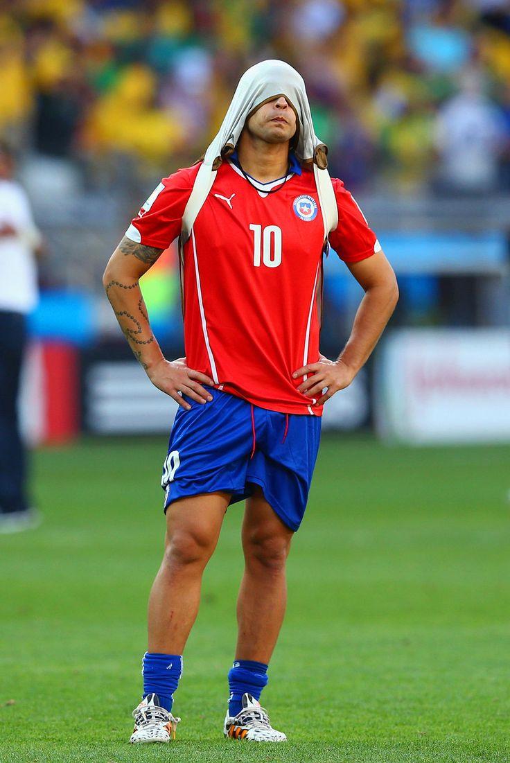 Jorge Valdivia of Chile NT