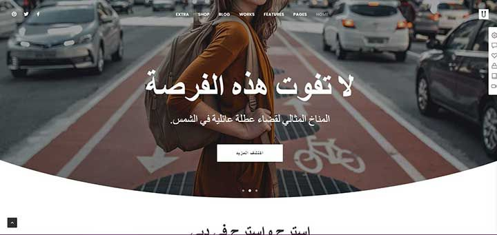 Best Multilingual Rtl Arabic Wordpress Themes Of 2019 With Right To Left Language Support Wordpress Theme Best Wordpress Themes Theme