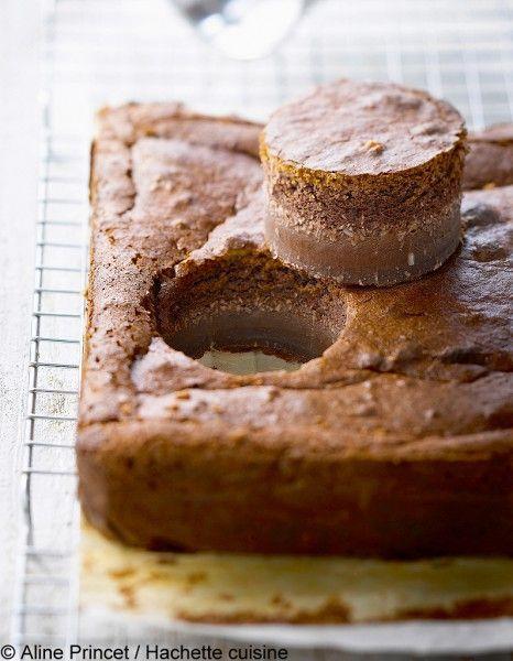 Gâteau Magique à tester - choco noix de coco