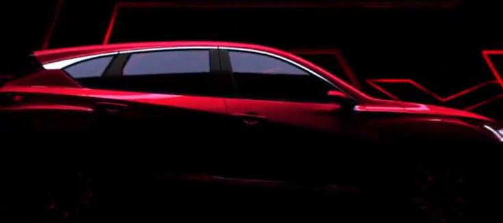Acura will debut the all-new 2019 RDX crossover on Jan. 15 2018 at the North American International Auto Show in Detroit