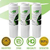 #5: Maytag UKF8001 Filter Refrigerator Water Filters Compatible Replacement Cartridges | 3 Pack by PureGreen | Amana Kenmore Jenn-Air Whirlpool Kitchenaid Puriclean II PUR | 4396395 9006 #FabOffers #FabBestSellers