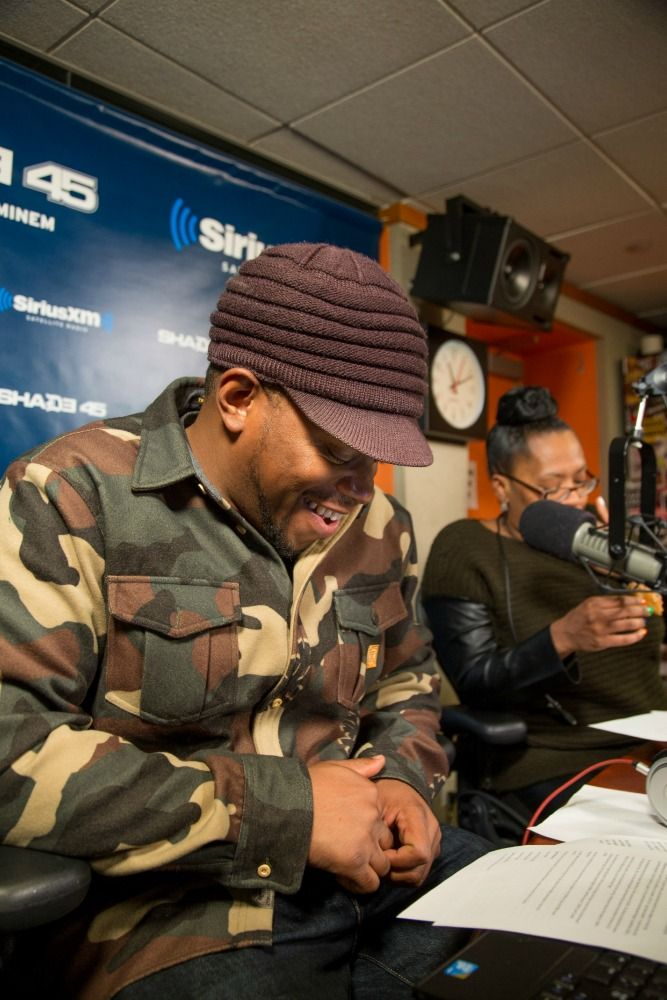 Media Maestro: Sway Calloway Reflects On Role In Journalism