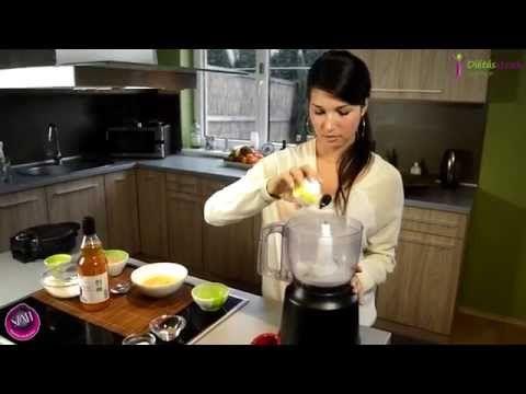 Paleo gofri készítés (gluténmentes, tejmentes recept) - YouTube
