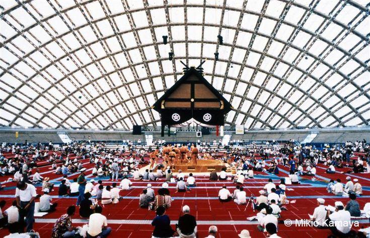 Gallery - AD Classics: Odate Dome / Toyo Ito - 4