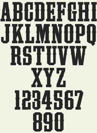 Best  Western Fonts Ideas On   Cowboy Font Country