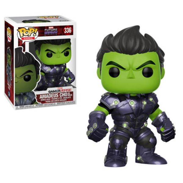 Marvel Future Fight POP! Vinyl Figures From Funko