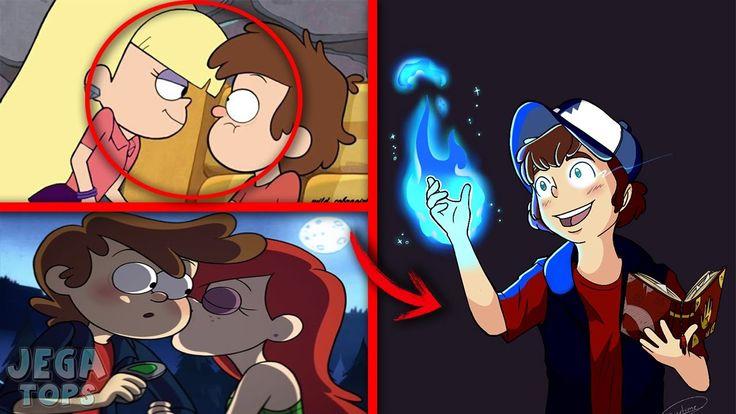 10 curiosidades Sobre Dipper -  Gravity Falls