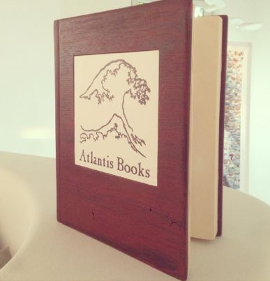 Atlantis Books at the Belvedere Hotel, Mykonos