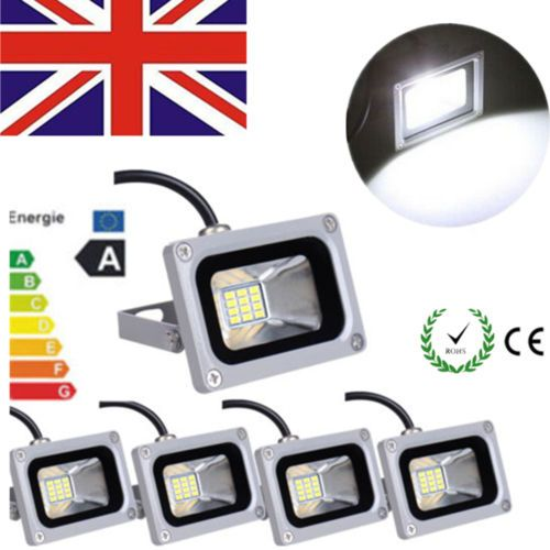 5x10w cool white led smd security #outdoor #garden #landscape flood light 12v,  View more on the LINK: 	http://www.zeppy.io/product/gb/2/191791856537/