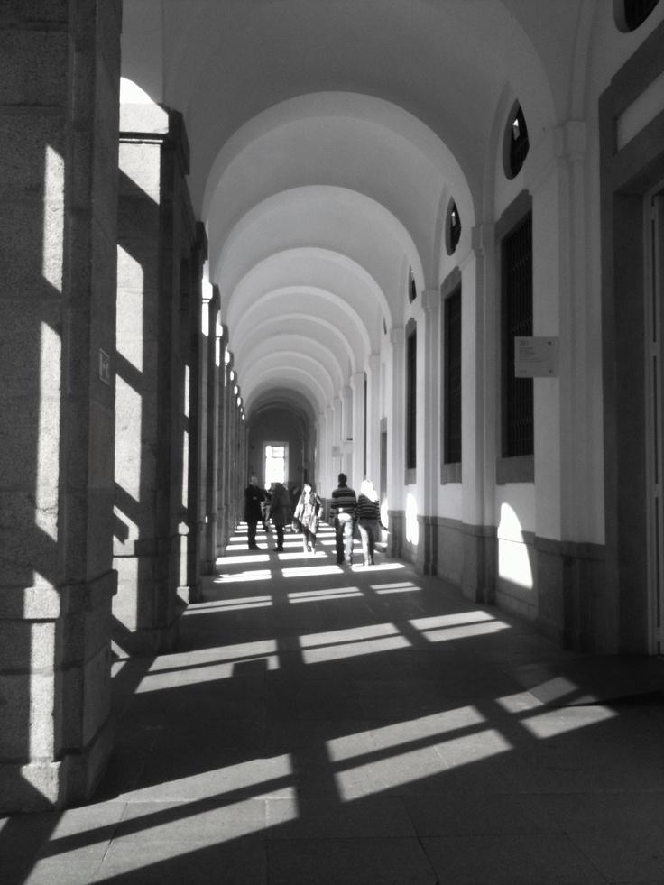 Museo Reina Sofia, Madrid, Spain