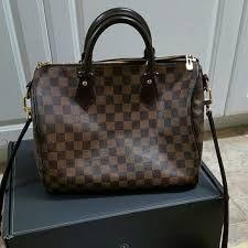 Louis Vuitton speedy 30 bandoulière