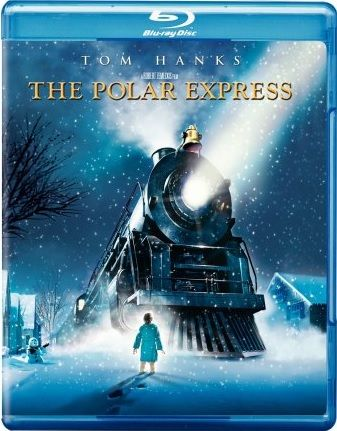 Chris Van Allsburg's The Polar Express book was transformed into a beautiful movie in 2004 with Tom Hanks playing six roles! #polarexpress #tomhanks #chrisvanallsburg