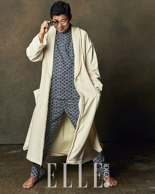 2015.09, ELLE, Sung Dong Il