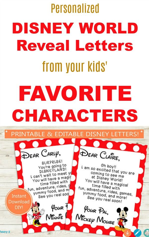 graphic relating to You Re Going to Disney World Printable identify disney earth letters