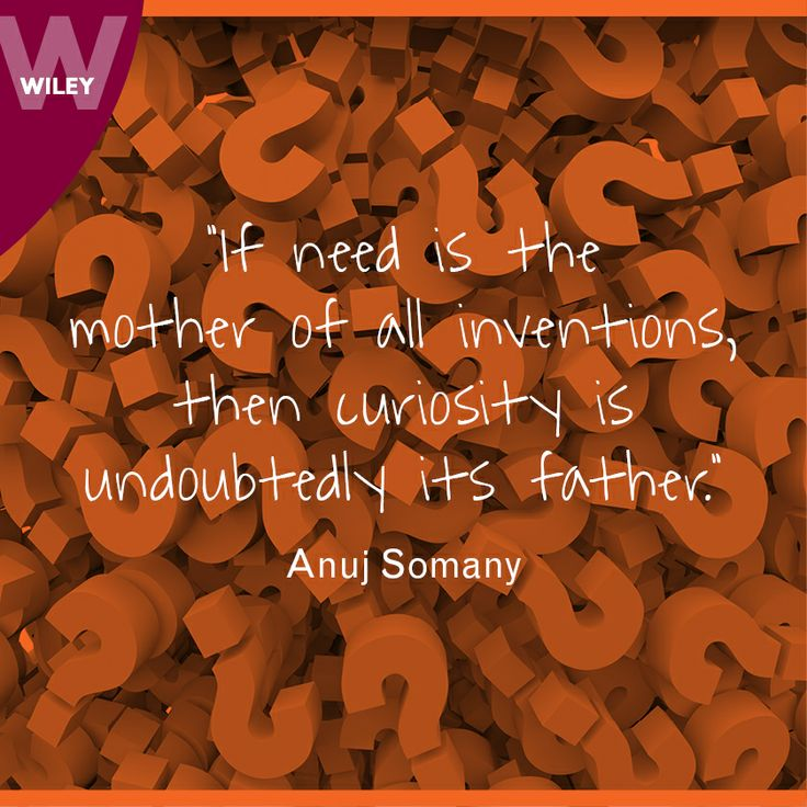 #Quoteoftheday #invention #curiousity