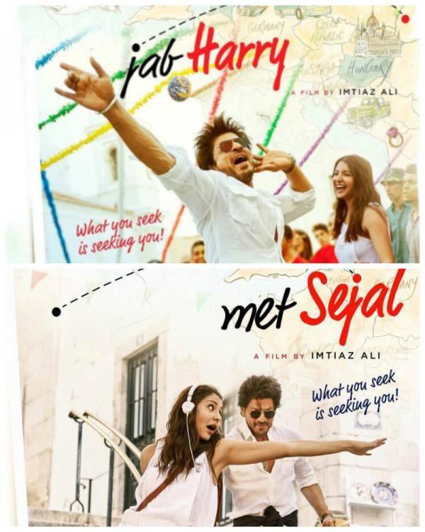 shah rukh khan - jab harry met sejal(Gujrati girl) download from movies.com