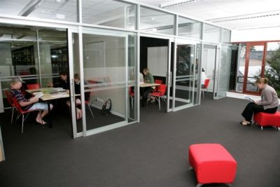 New College Library Study Rooms