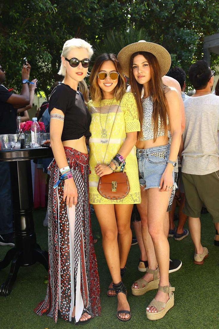 Los mejores looks del festival de #Coachella © Getty Images/ Cordon Press/ Gtresonline