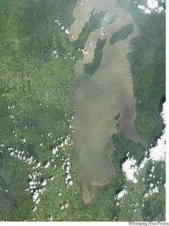 """Lake Winnipeg 'wins' Threatened Lake of the Year award"" Wpg Free Press, Feb 4th, 2013"