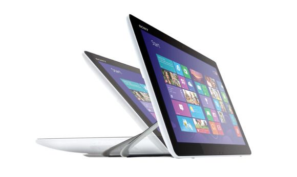 Sony reaches the Windows 8 finish line first with two quirky tablets. http://www.pcworld.com/article/2011609/sony-reaches-the-windows-8-finish-line-first-with-two-quirky-tablets.html#