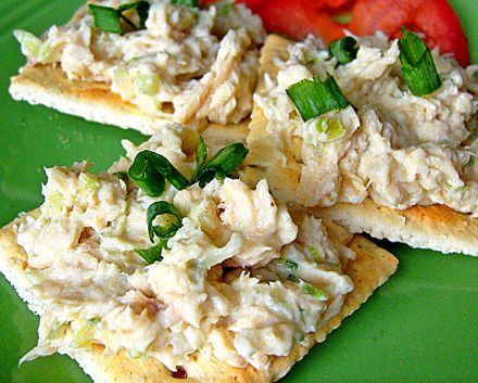 Smoky Chicken Dip