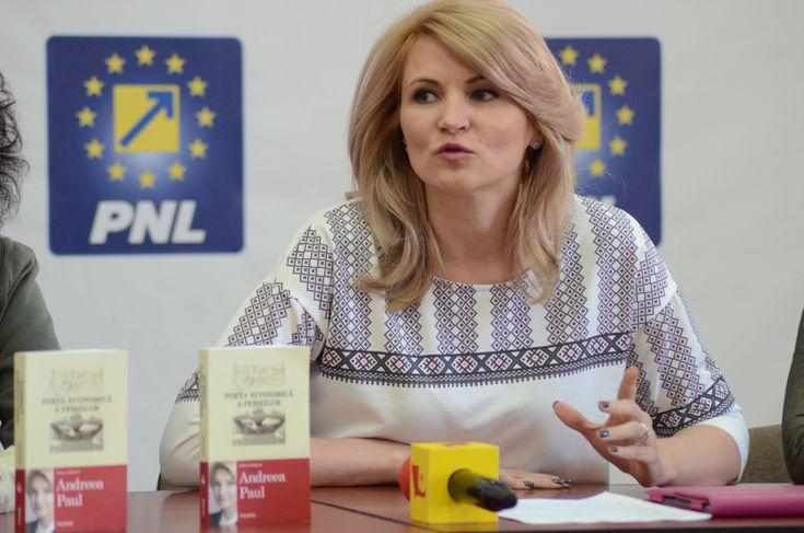 Andreea Paul: Antreprenoarele clujence generează anual peste 5,2 miliarde de lei