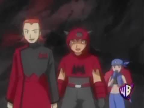 Magma leader Maxie , Tabitha and Shelly | Pokemon | Pinterest