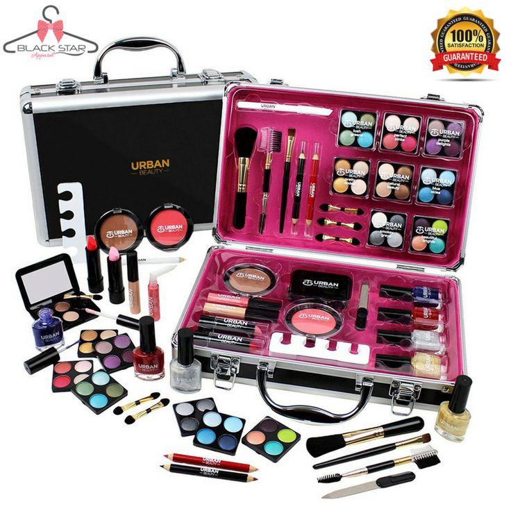 Набор косметики в чемоданчике beauty box купить косметика эйвон харькове
