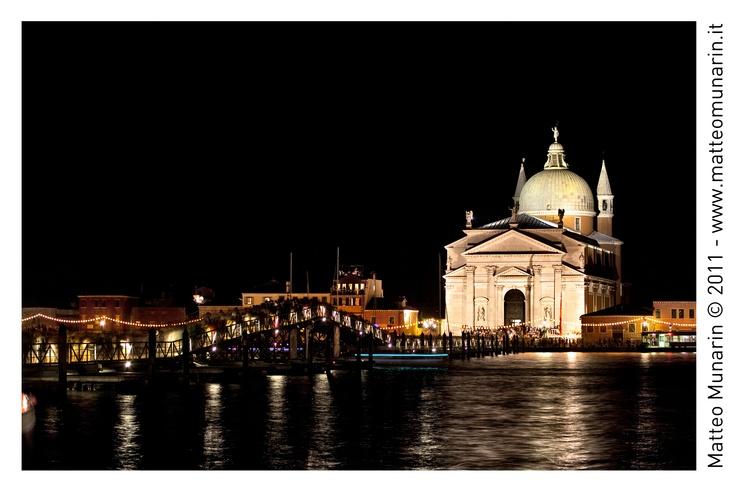 Ponte Votivo Redentore Venezia