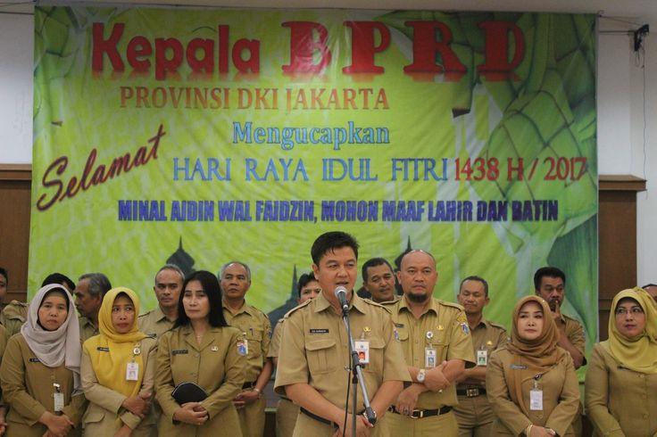 Halal bi Halal BPRD 2017