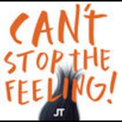 """I just used Shazam to discover CAN'T STOP THE FEELING! (Original Song From Dreamworks Animation's """"Trolls"""") by Justin Timberlake. http://shz.am/t318061300"""
