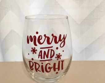 The Grinch that stole Christmas 12 oz wine by lovablestemware