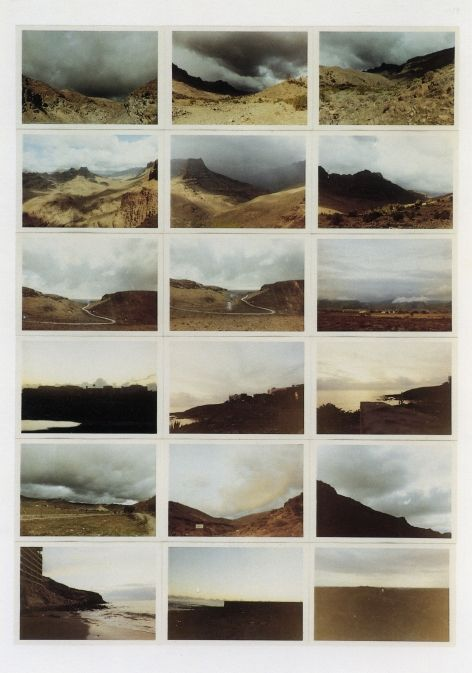 Gerhard Richter, Landschaften, Landscapes 1969, Atlas 163
