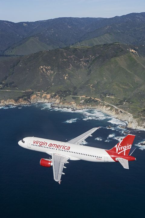 To fly on Virgin America/Atlantic - once you fly this airline, there is no going back is what I hear...