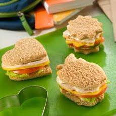 Turkey Finger Sandwiches IV Recipe