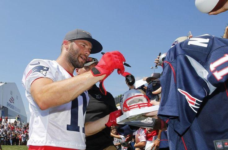 New England Patriots: Julian Edelman Injury Not Serious