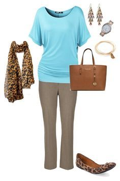 """""""Plus Size Casual Work Outfit"""" by jmc6115 on Polyvore"""