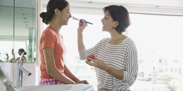 Women Told about Timeless #Beauty Secrets got From Their Moms. #mothersday #beautytips