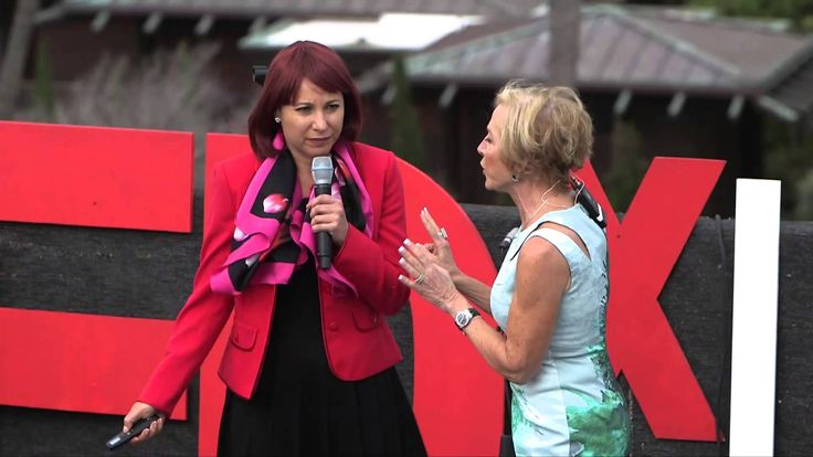 Four personality styles: Jennifer & Linda Nacif at TEDxLaJolla