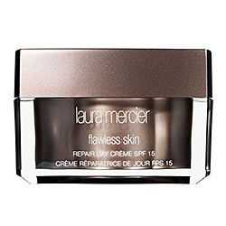 $95 Laura Mercier - Flawless Skin Repair Day Crème SPF 15. Mama got her eye on this one. Any one try it?